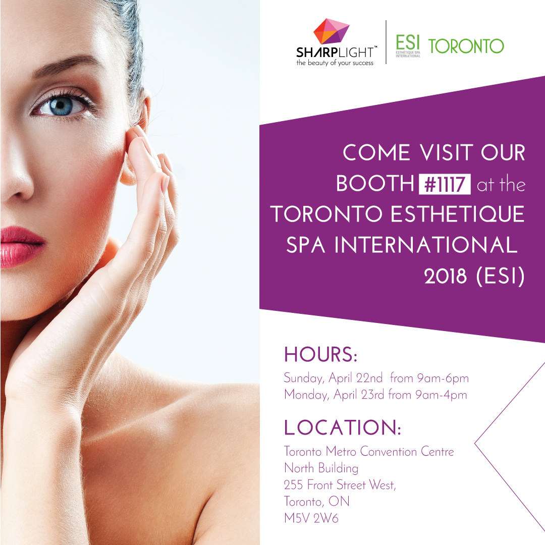 Toronto Esthétique Spa International Conference