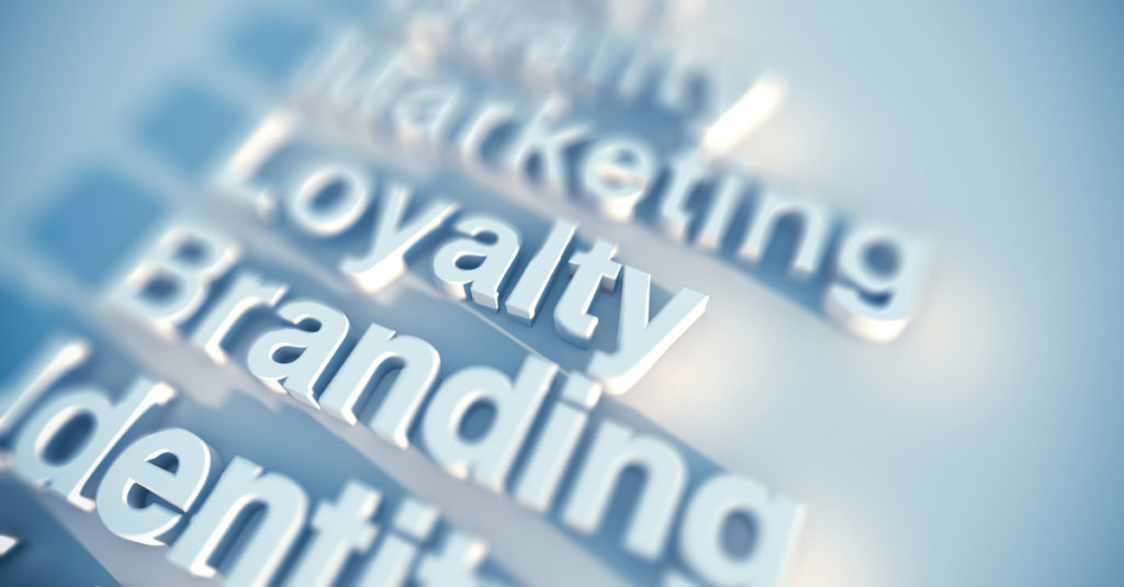 Don't underestimate the selling power of a brand
