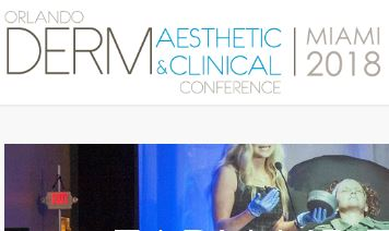 Orlando Dermatology Aesthetic & Clinical (ODAC) conference – National Doral, Maimi, FL