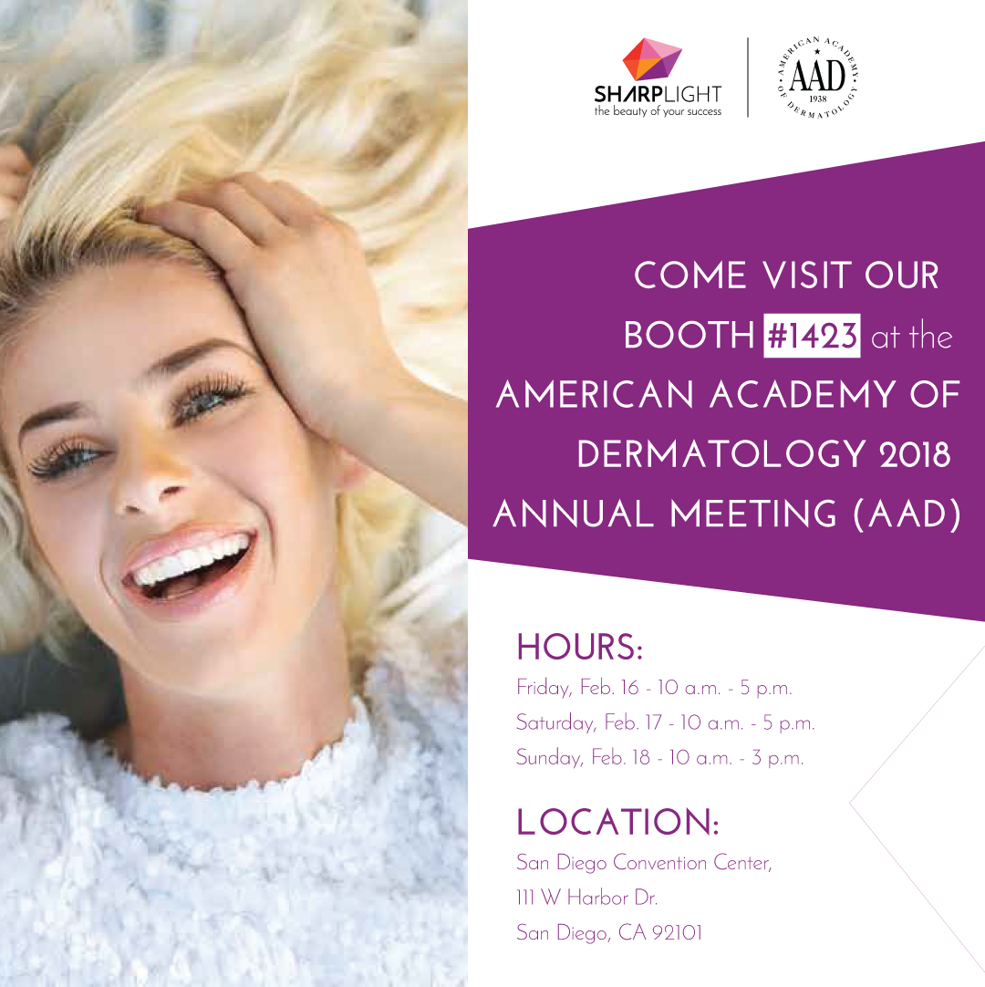 2018 Annual Meeting – America Academy of Dermatology