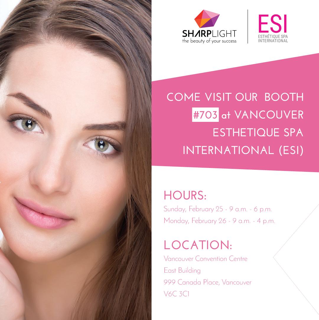 Vancouver Esthétique Spa International Conference