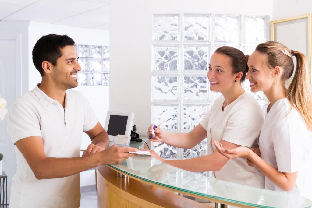 How to Get Clients Through the Door