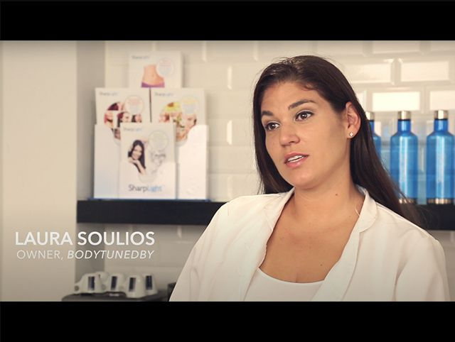 BodyTunedBy Testimonial with Laura Soulios, owner and entrepreneur